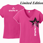 Own IT Ladies Pink