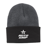 Roto Grip Folding Beanie -Athletic Oxford/Black