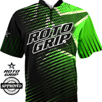 Render Jersey - Green/Black