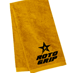 Roto Grip Velour Towel Gold/Black
