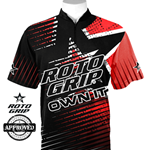 Render Jersey - Black/Red
