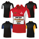 Side Blocked Micropique Sport-Wick® Polo - Pro Shop Edition