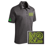 No Rules Polo Graphite