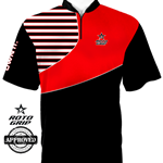 Own It Jersey Black/Red