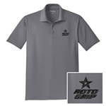 Steady Polo Grey