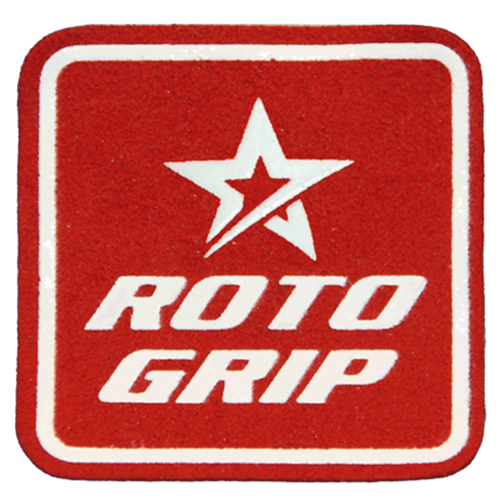 Roto Grip Patch Red/White