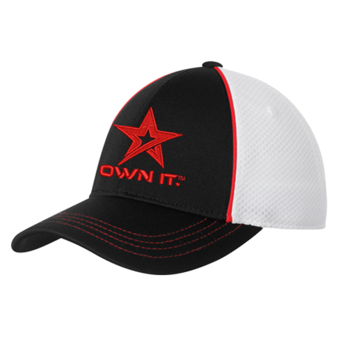 *NEW* Own It Piped Mesh Back Cap