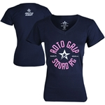 RG Lady Rock Star V-neck Shirt