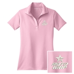 Ladies Steady Polo Pink