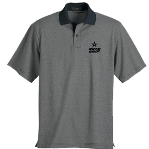 Men's Mini Stripe Polo