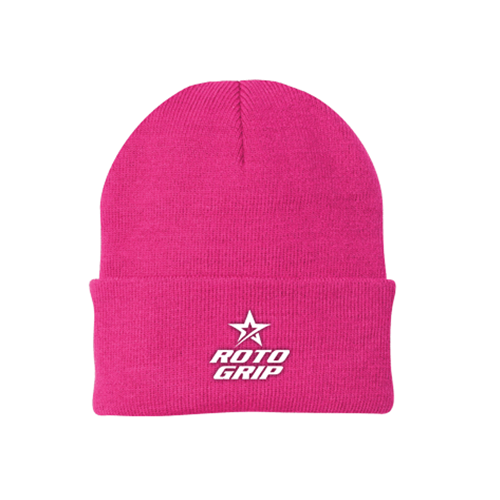 Roto Pink Linited Edition Knit Cap