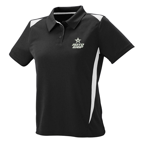 Ladies Premier Polo Black