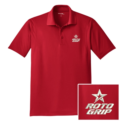Steady Polo Red